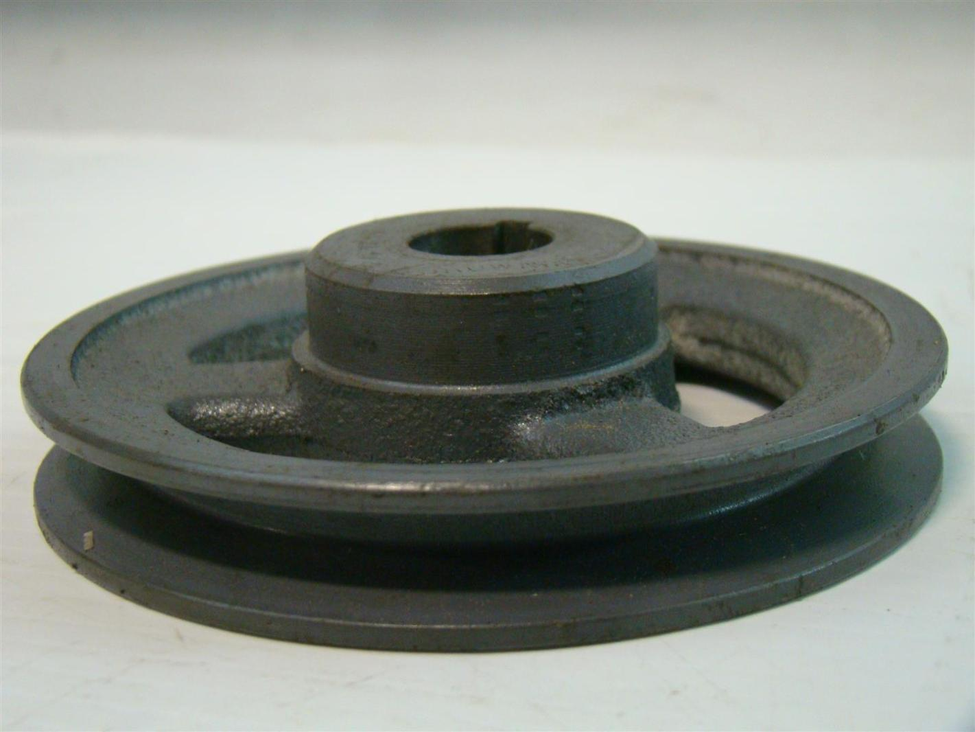 browning v belt 4 75 quot 3 4 quot bore pulley ak49x3 4 ebay