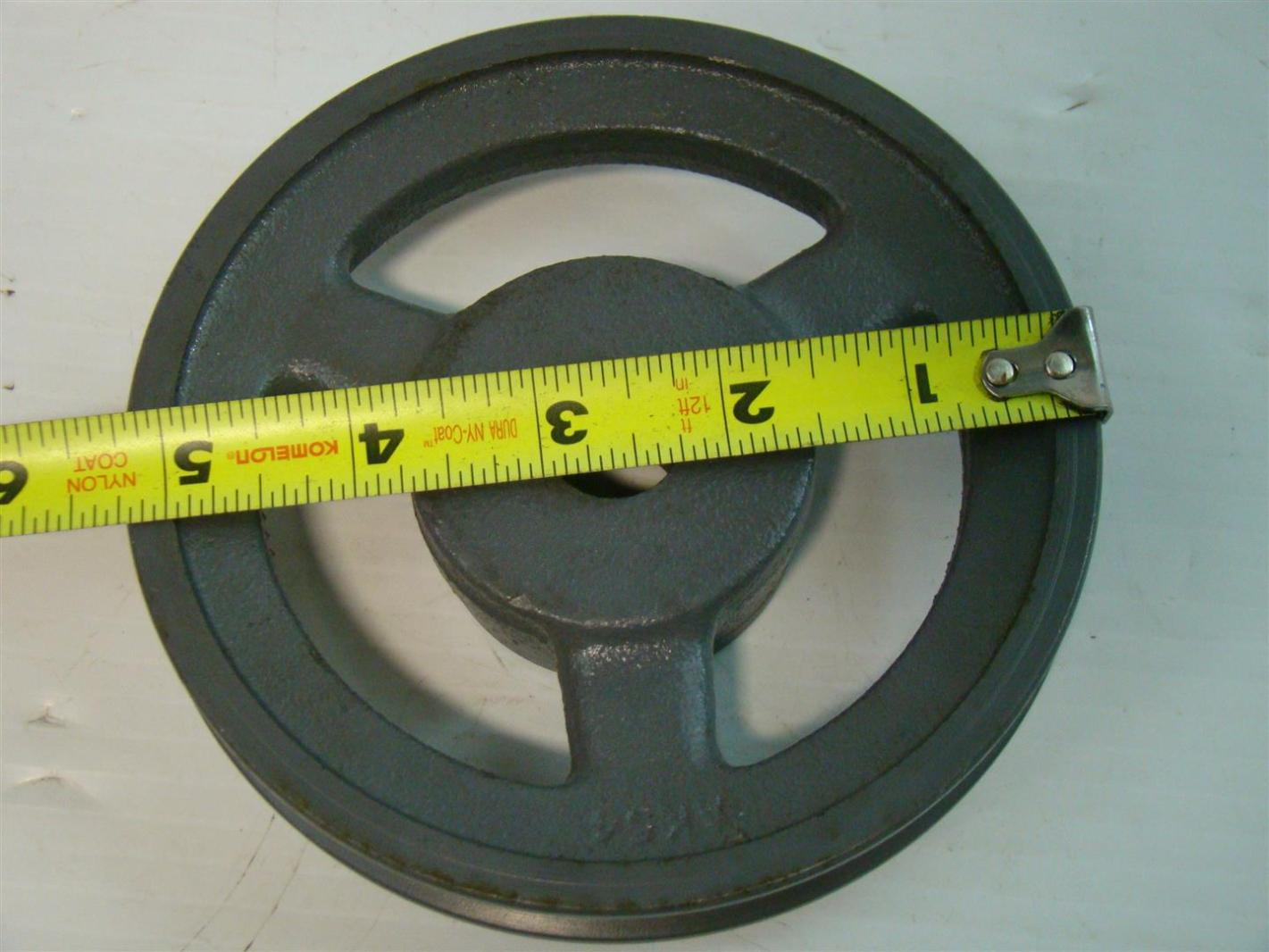 browning v belt 5 25 quot pulley 3 4 quot bore ak54x3 4