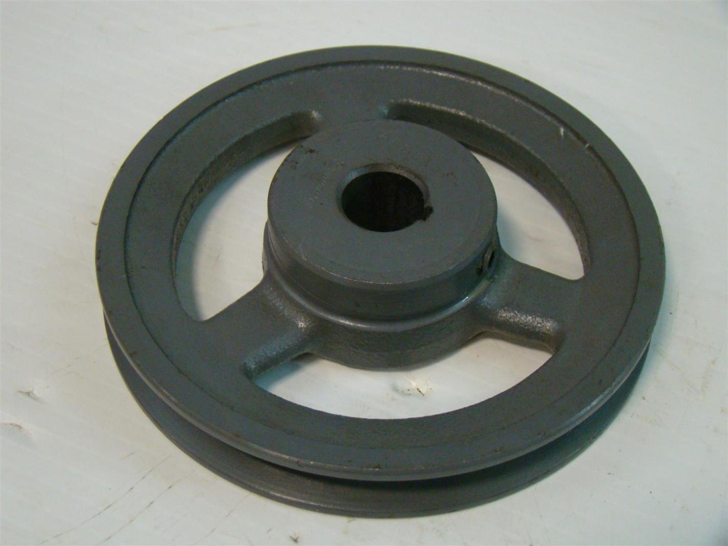 browning v belt 5 25 quot pulley 3 4 quot bore ak54x3 4 joseph