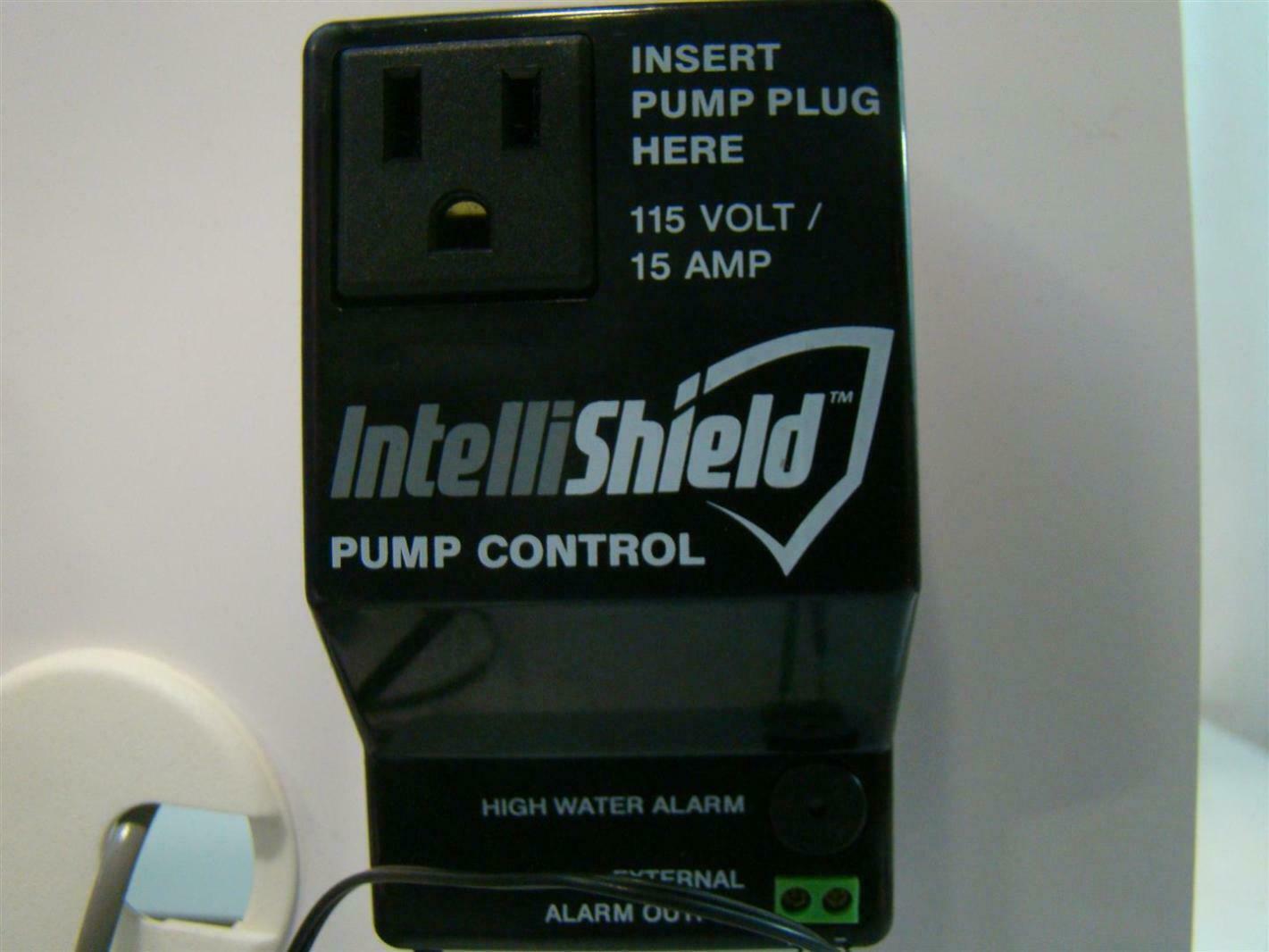 Intellishield Pump Alarm Safety Display Unit 115v 15amp Ebay