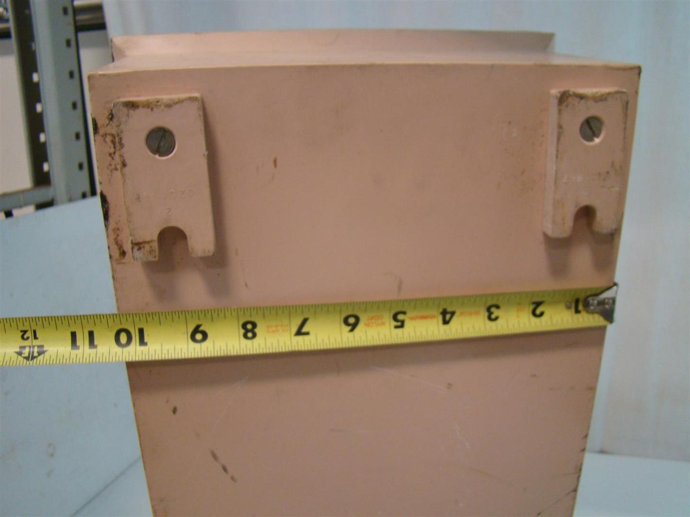 Square d size o combination motor starter crouse hinds for Square d combination motor starter