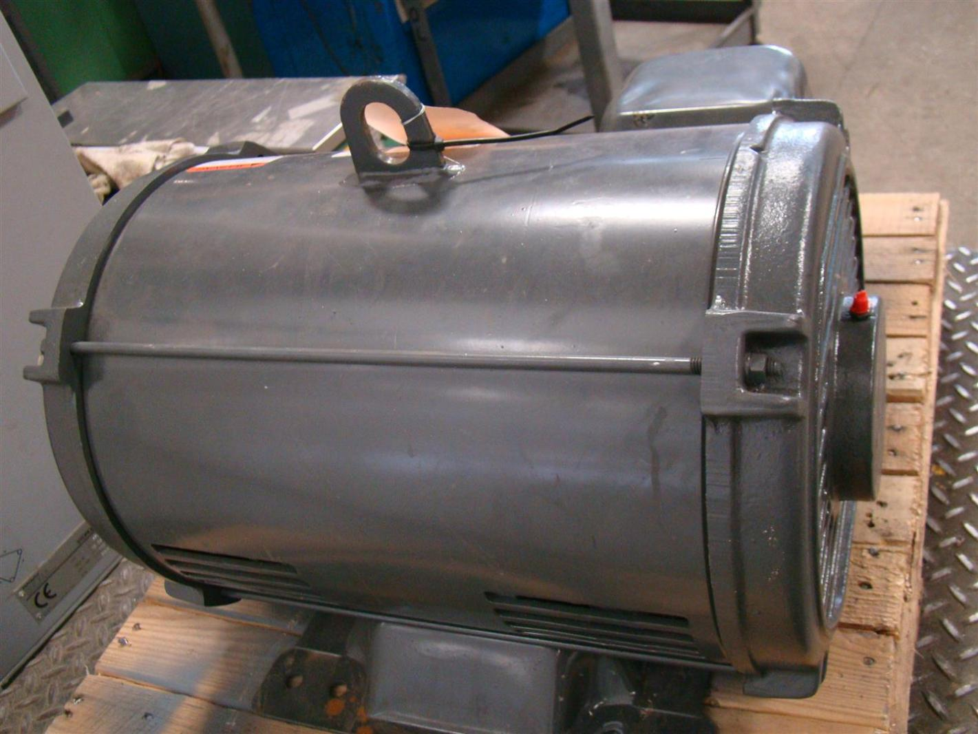 Us motors emerson 25hp 230 460v ph3 d25p2b j364 ebay for Emerson electric motor model numbers