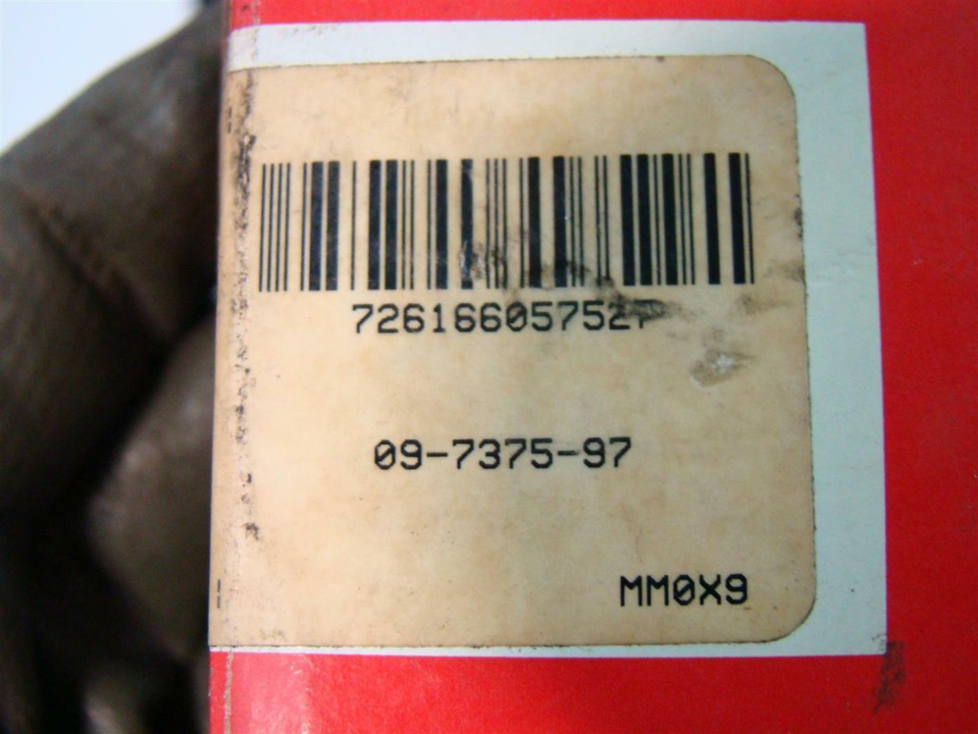 McGill Pecision Bearing Cam Yoke Roller 09-7375-97 CYR 2 S