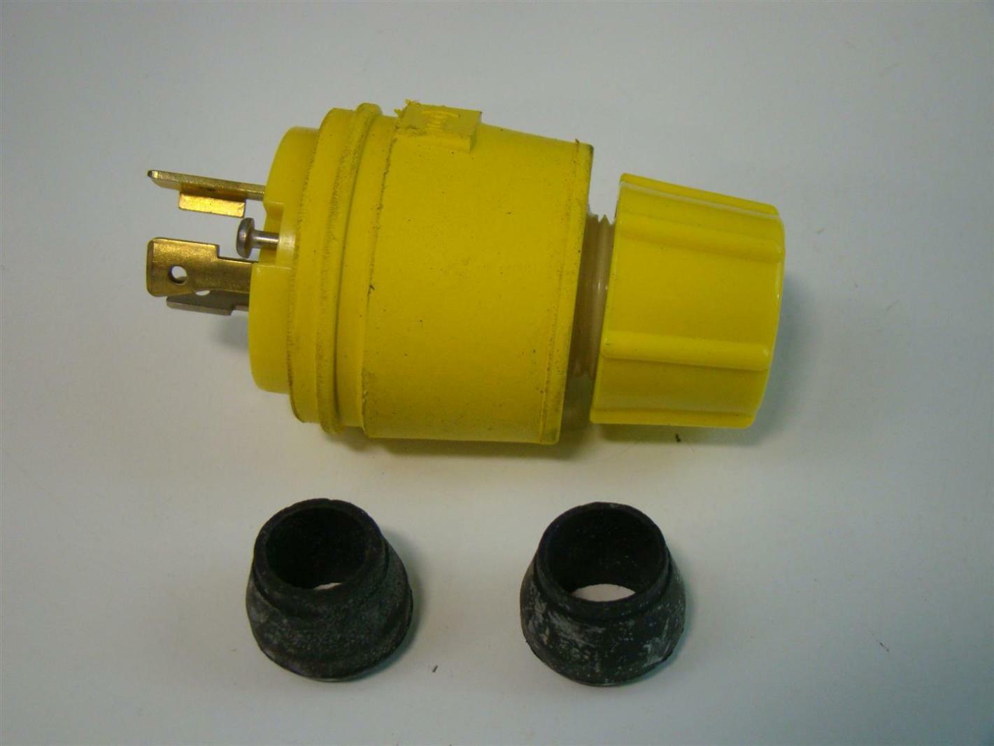 20a Male Plug 20a 125v Male Plug End
