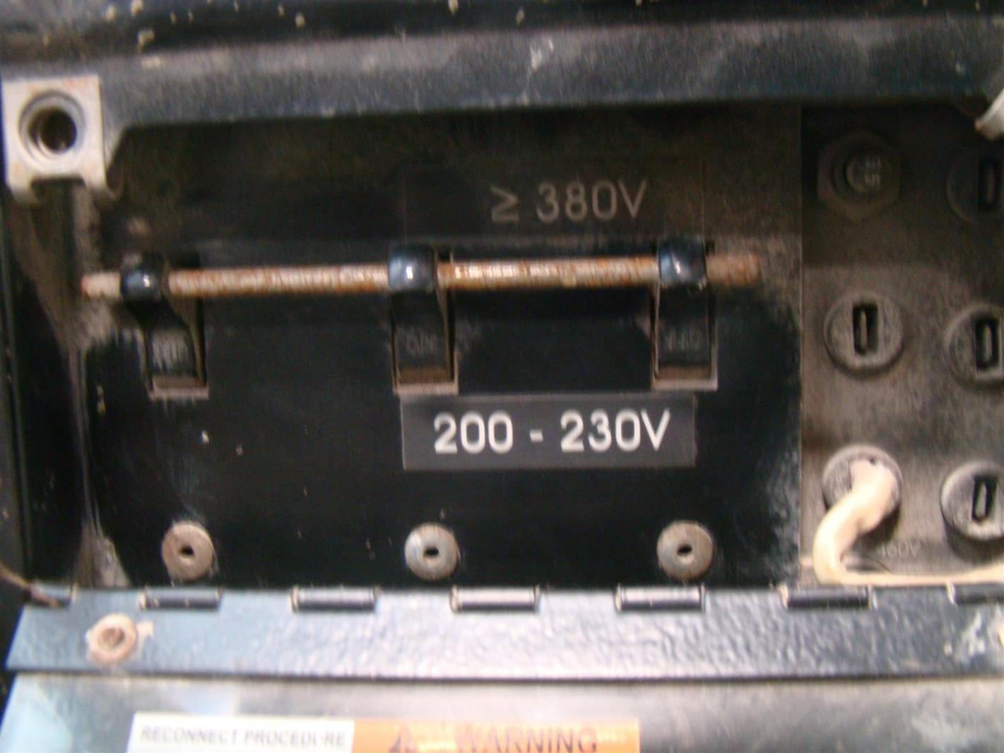 Lincoln Electric V350 Pro Invertec Cc Cv Multiprocess