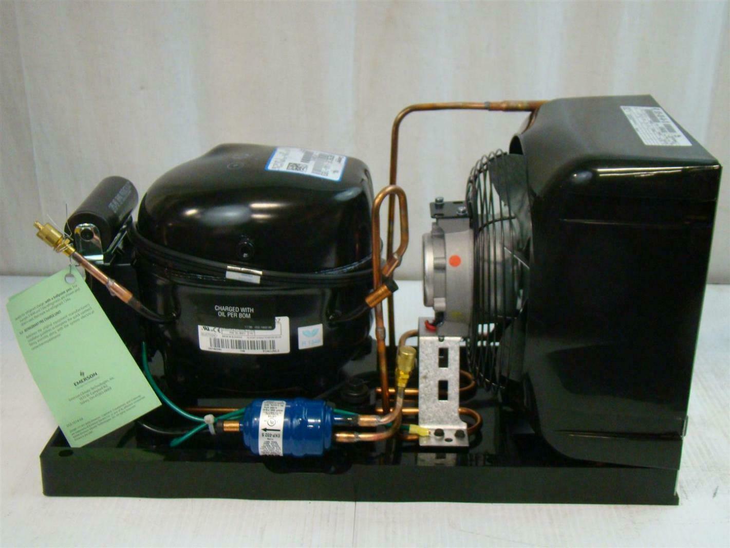 Copeland Hermetic Condensing Unit 115V 1/4HP M2TH 0024 IAA 128  #103A66