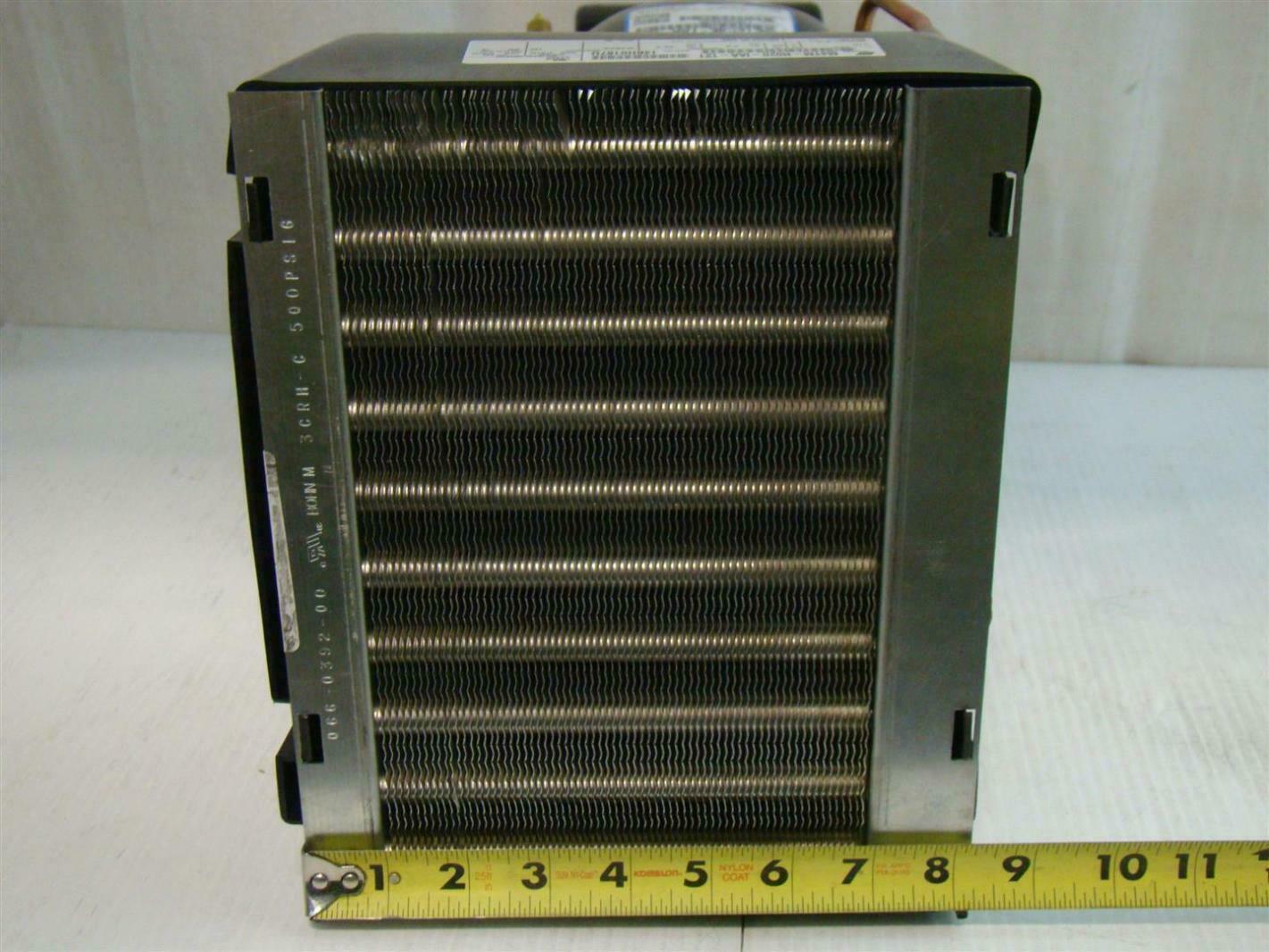 Copeland Hermetic Condensing Unit 115V 1/5HP M4TM H020 IAA 121  #9B9030