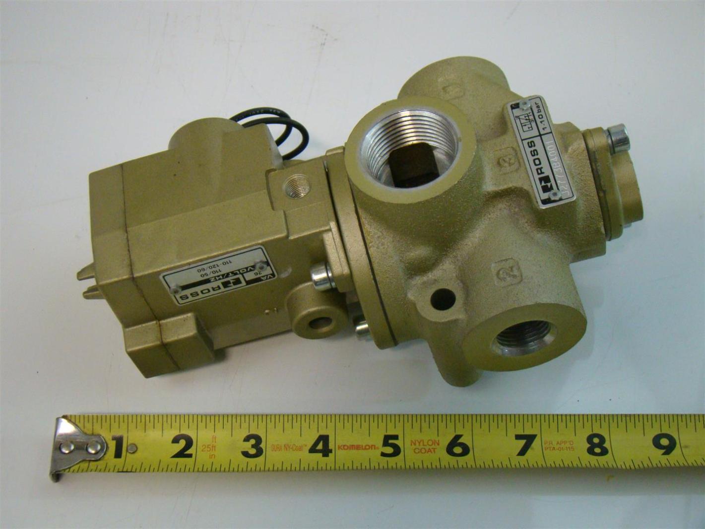 Ross 110 120v 1 10bar j2773b4001 joseph fazzio incorporated for Ross hydraulic motor seal kit