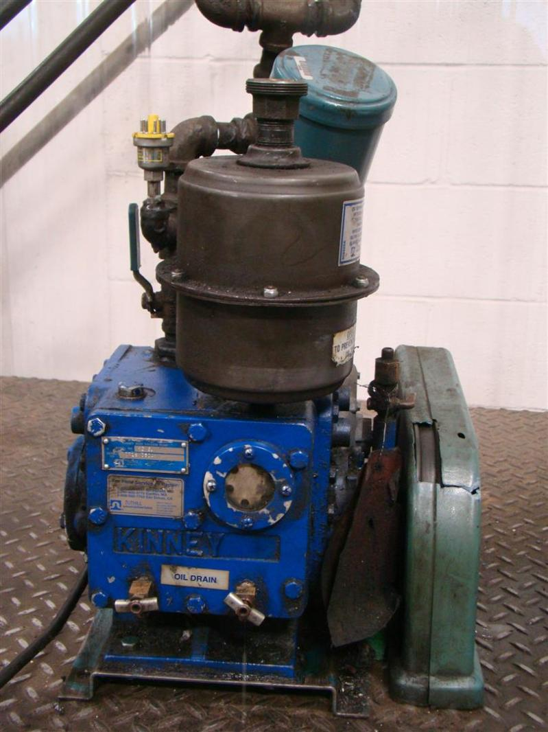 Tuthill Blower Systems : Tuthill vacuum systems kinney high pump hp