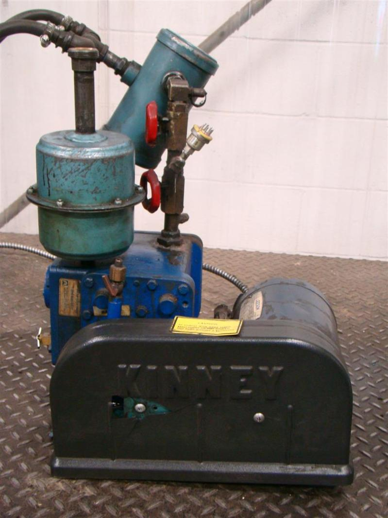Tuthill Blower Systems : Tuthill vacuum systems kinney high pump