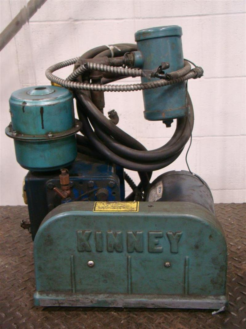 Tuthill Blower Systems : Tuthill vacuum system kinney kc  ebay