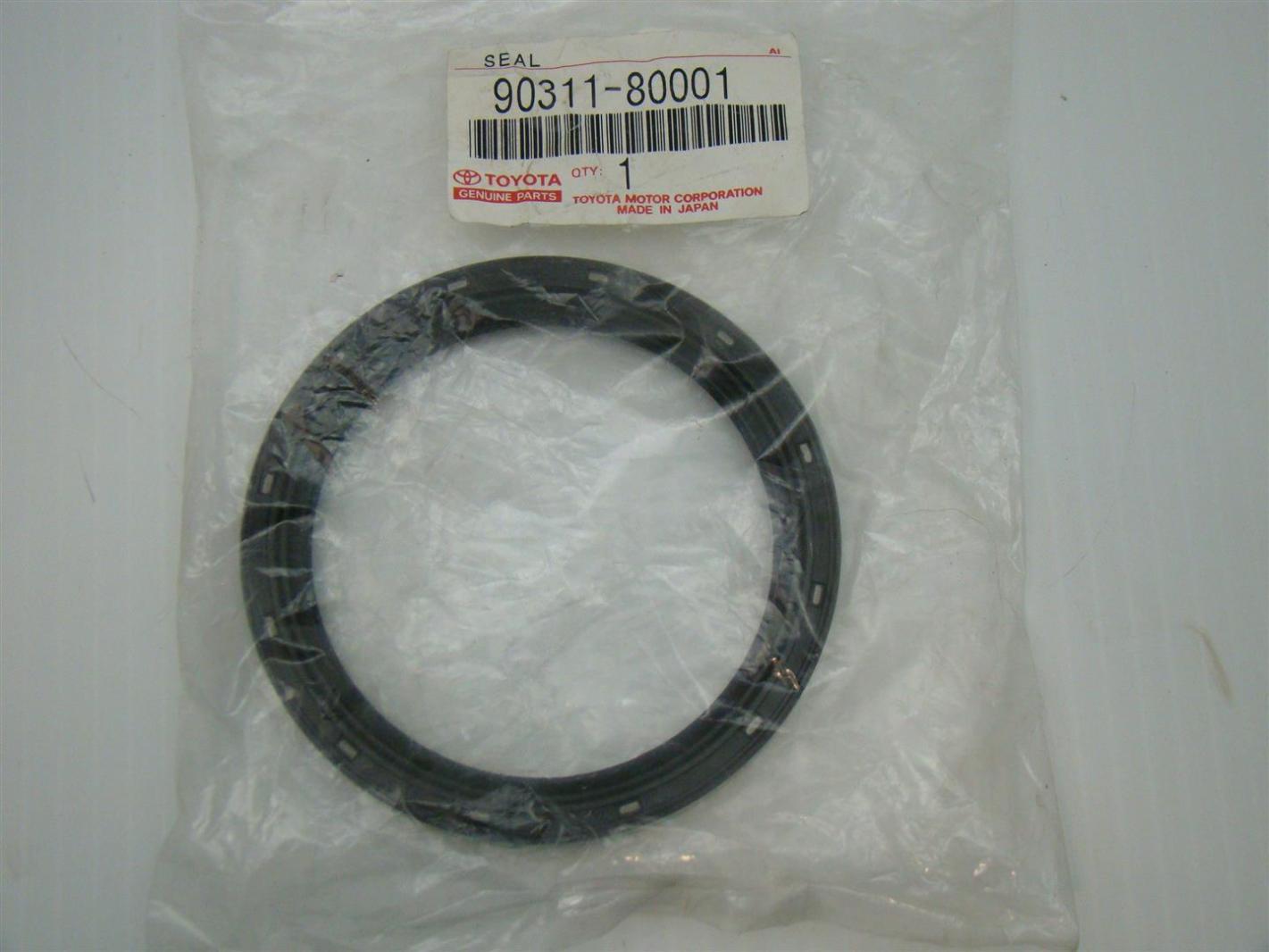 Toyota Genuine Parts Seal 90311 80001 Joseph Fazzio