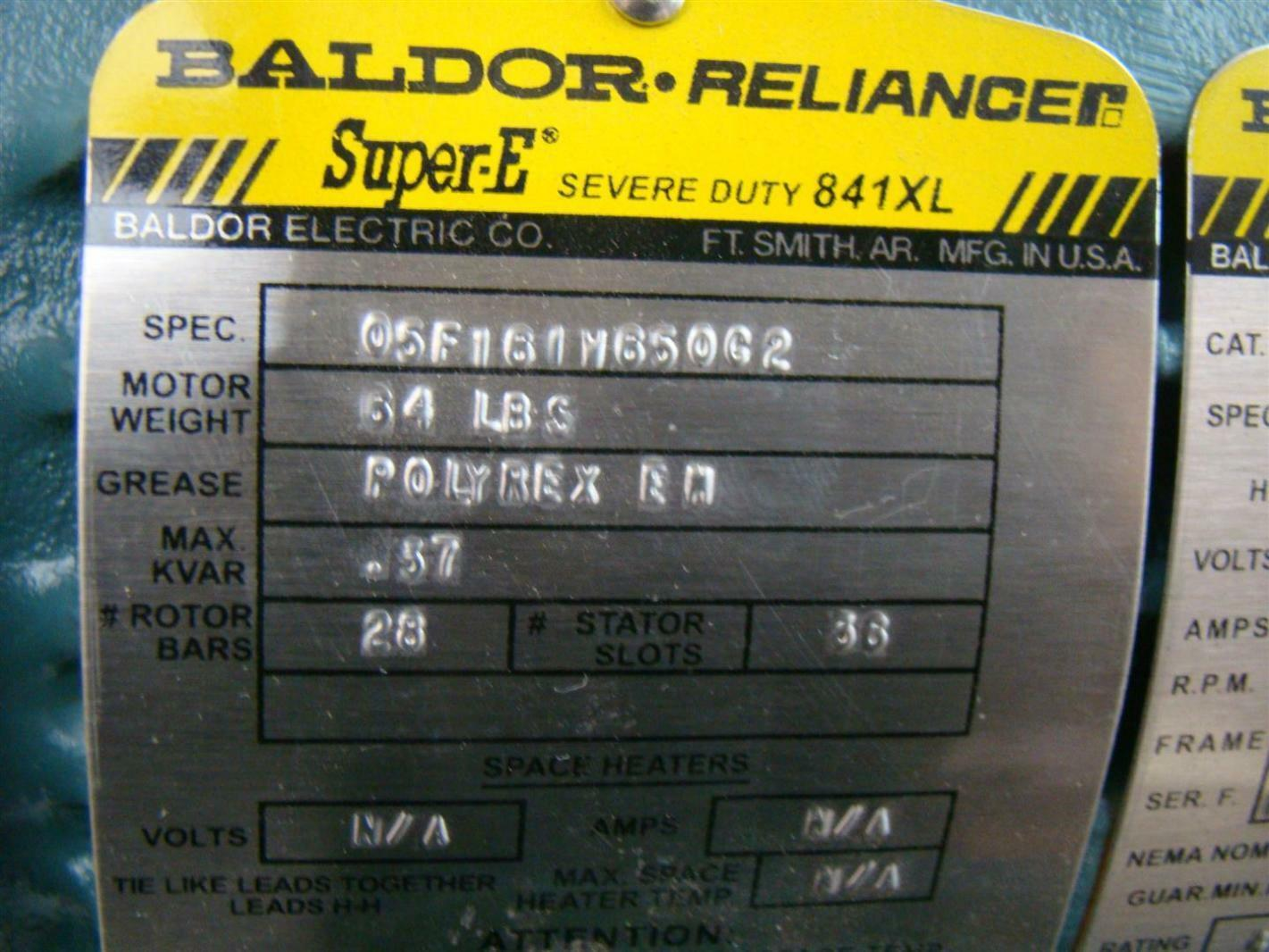 Baldor reliance pictures to pin on pinterest pinsdaddy for Baldor reliance super e motor