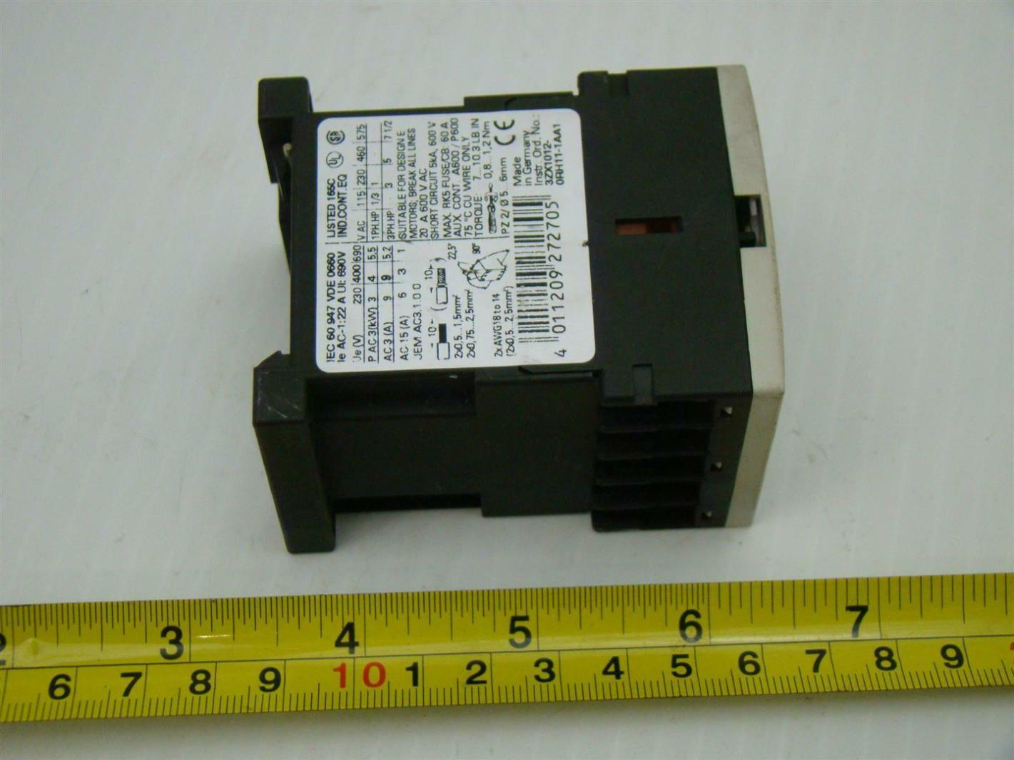 NEW Siemens 3RT1016-2BB41 3RT10 16-2BB41 Contactor free shipping