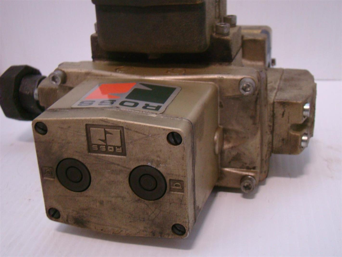 Ross 26va 110 120v 2 3573a5141 joseph fazzio for Ross hydraulic motor seal kit