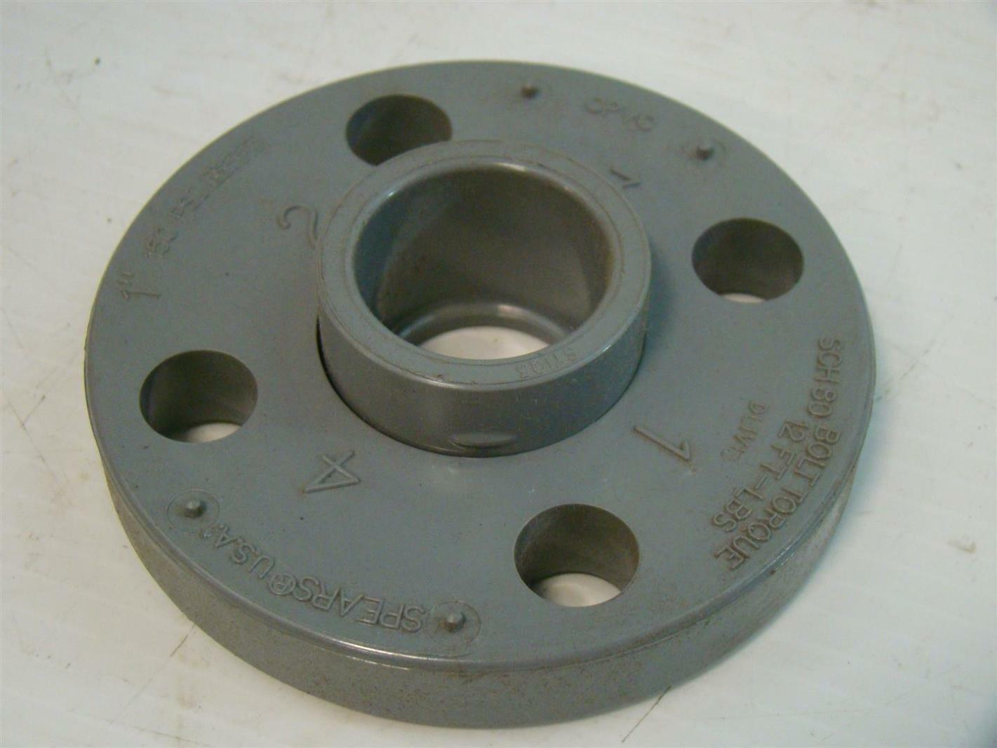 35 floor flange 1 150psi nsf 61 ebay for 1 inch square floor flange