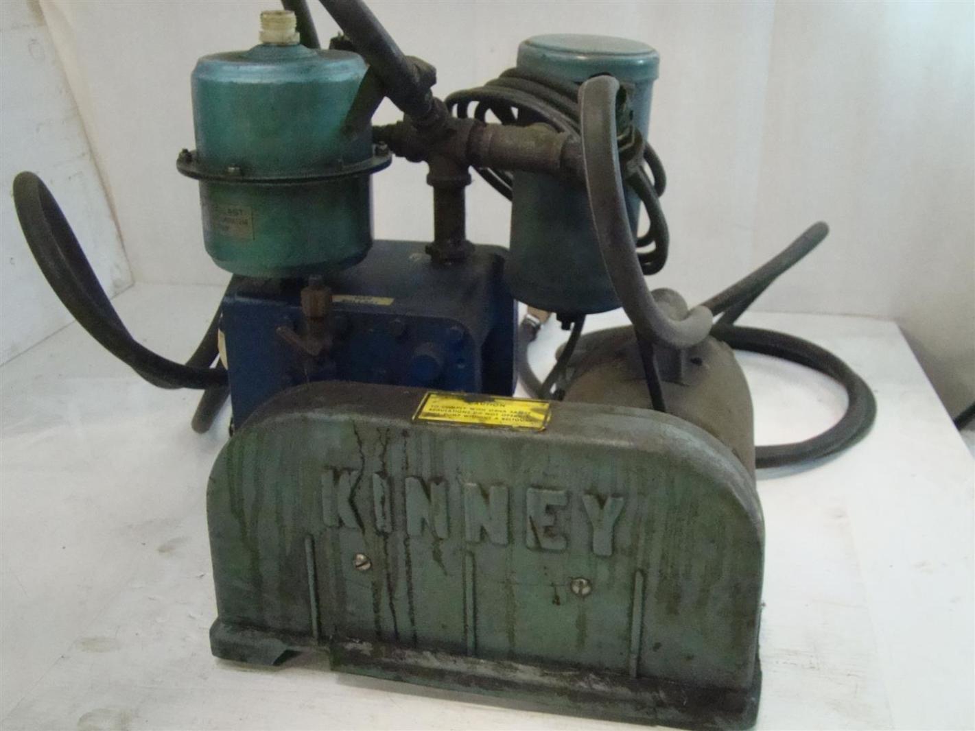 Vacuum Pumps: Tuthill Vacuum Pumps