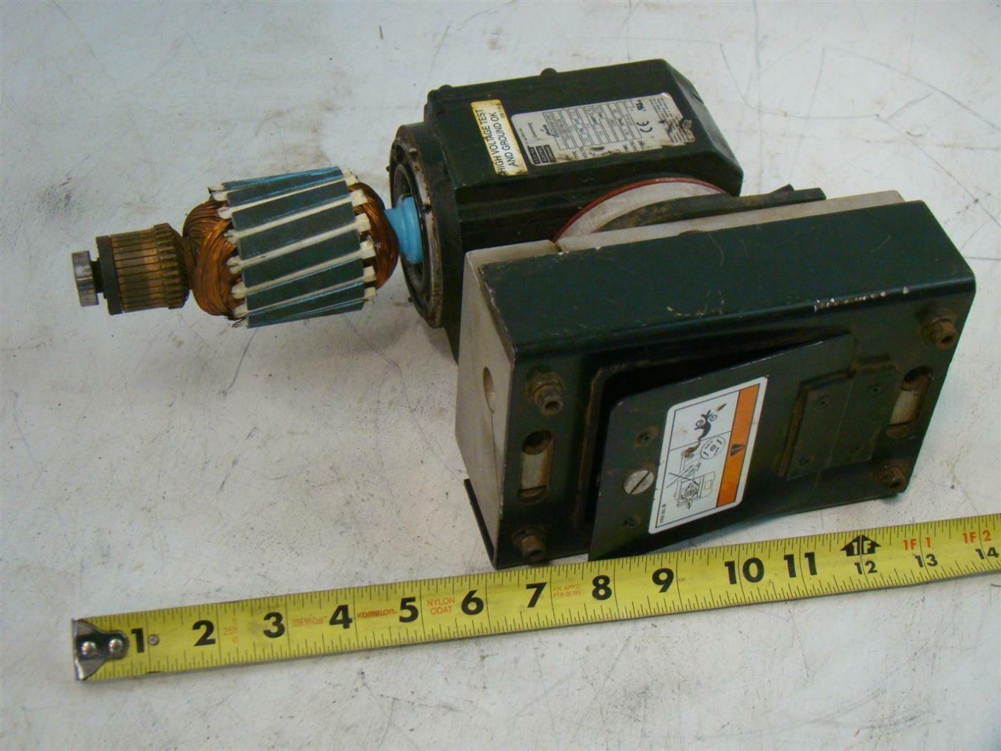 Bodine Electric Rohs Gearmotor M5k0069f0001 33a5bepm Gb