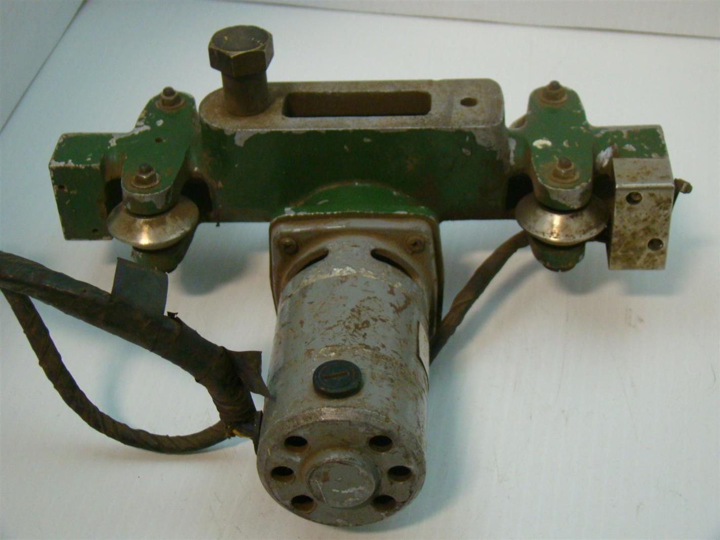Koike sanso dc motor 120v 50 60hz 15w 10000rpm 5910 ebay for 120 rpm dc motor