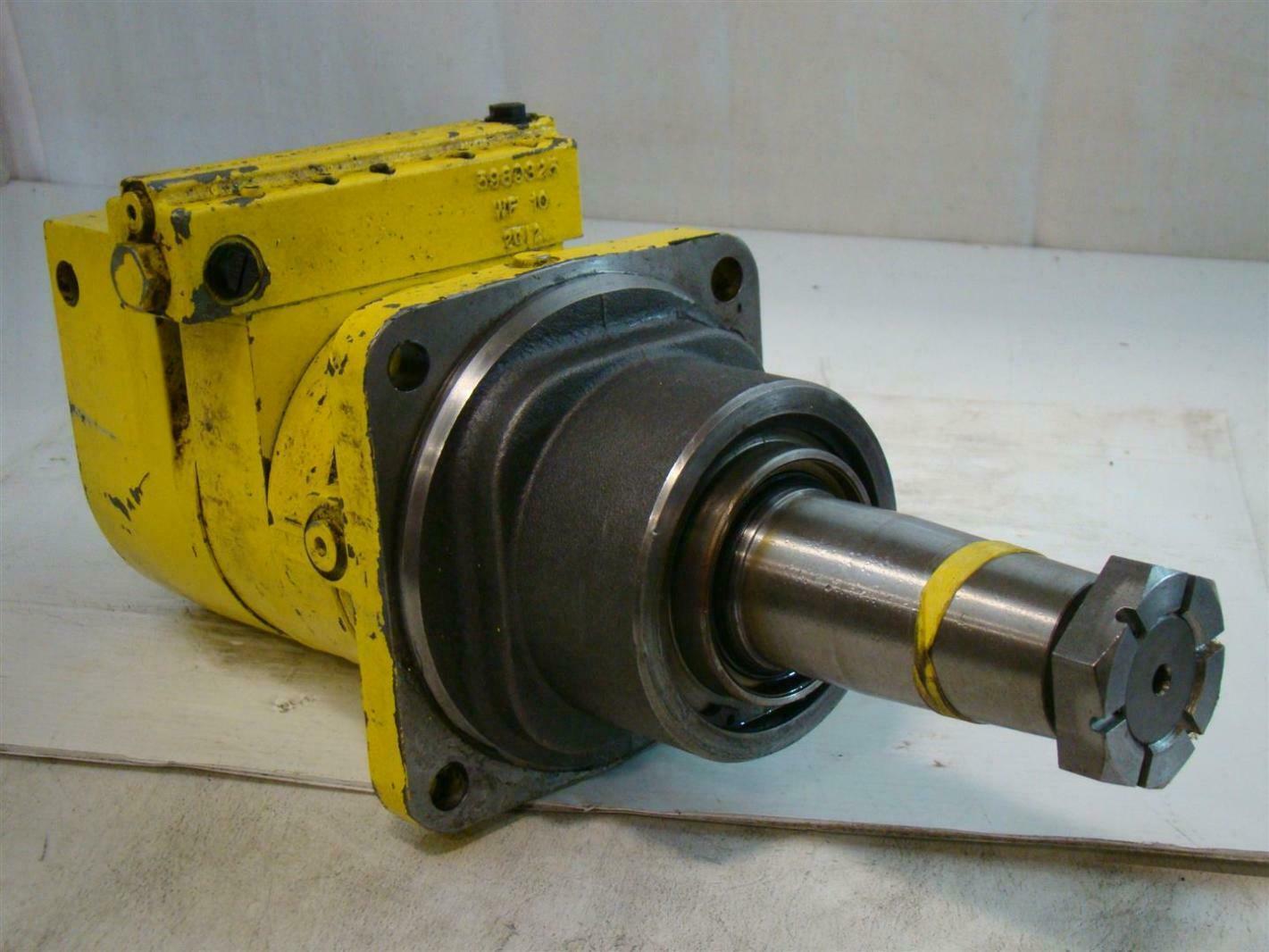 Eaton Hydraulic Motor 5989326 191 0035 002 Joseph Fazzio