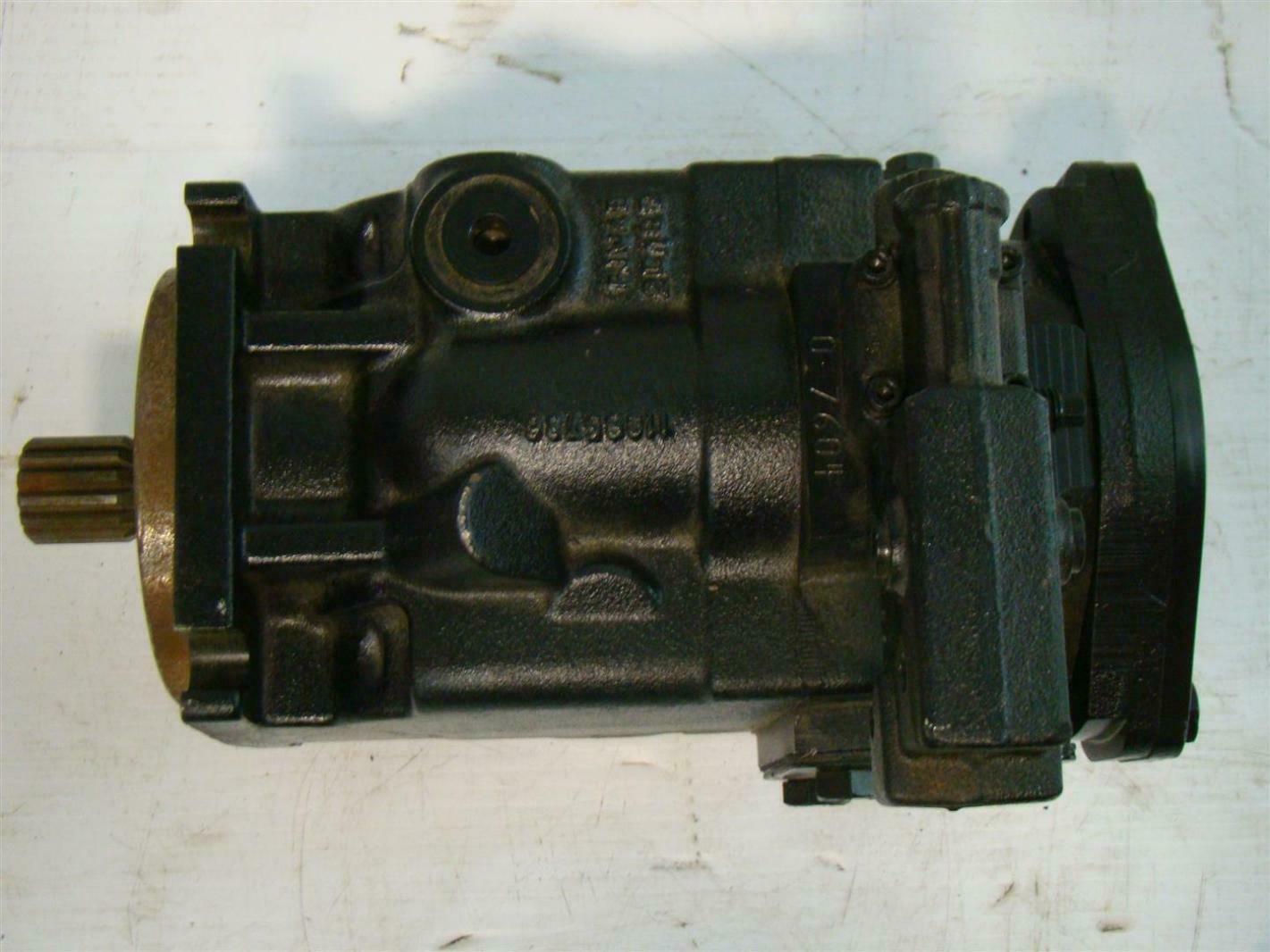 Sauer Danfoss Hydraulic Piston Pump Jrr060bls2020nnn3