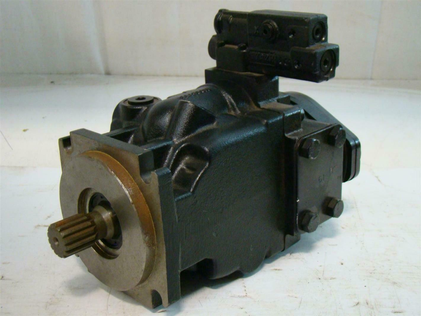 Sauer Danfoss Hydraulic Piston Pump Jrr060bls2020nnn3