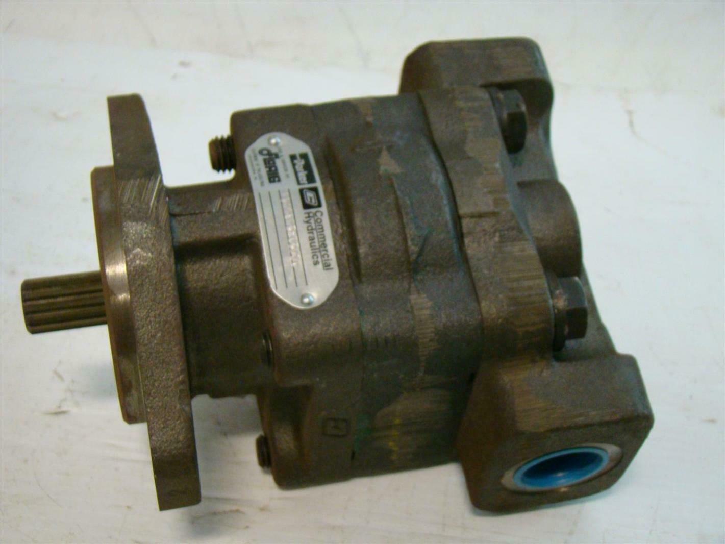 Florig Parker Commercial Hydraulics Pump 1 1 4 P244942