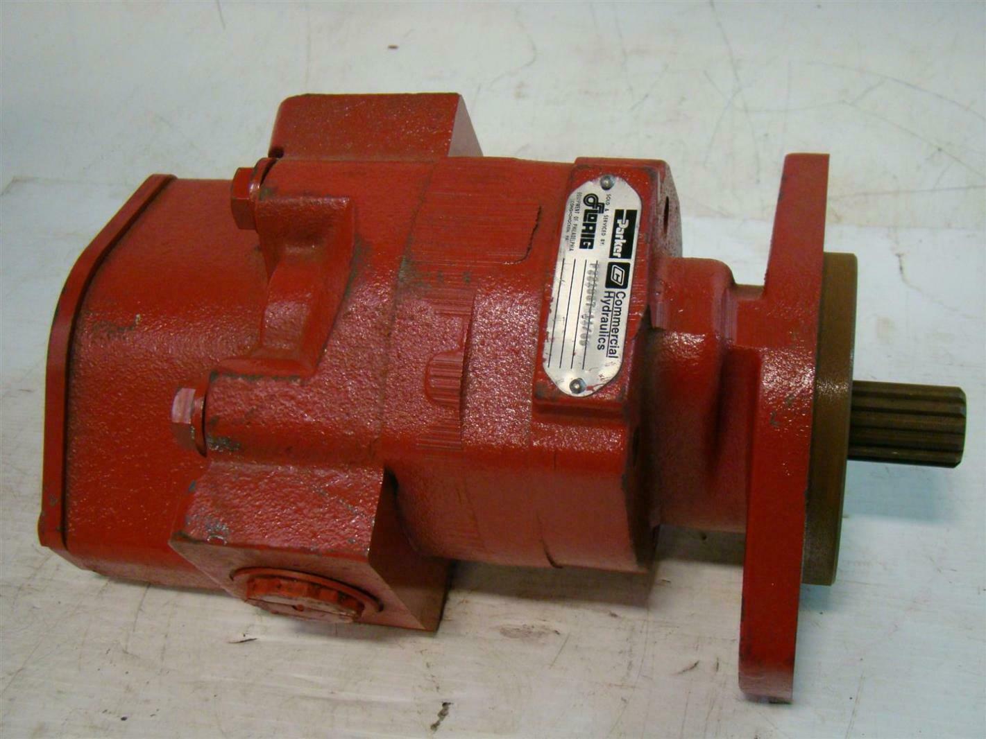 Florig parker commercial hydraulic pump p221967 for Parker pumps and motors
