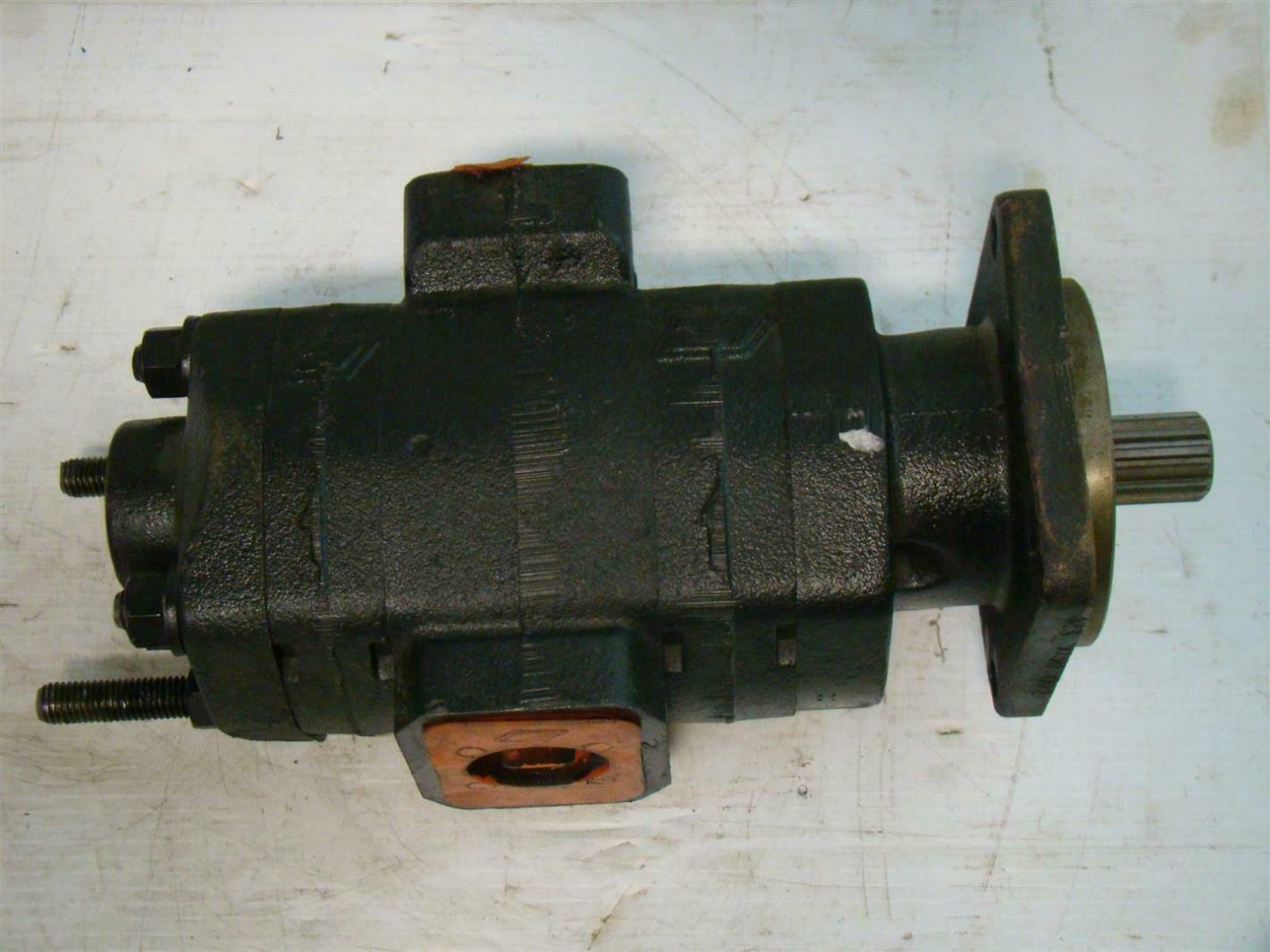 Parker hydraulic pump n1011 90 323 9121 078 ebay for Parker pumps and motors