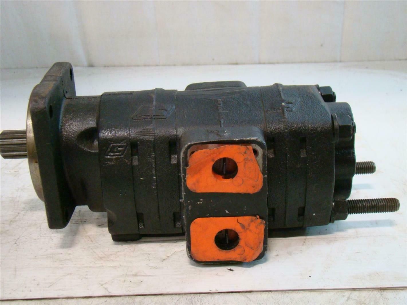 Parker Hydraulic Pump N1011 89 323 9121 078 Joseph
