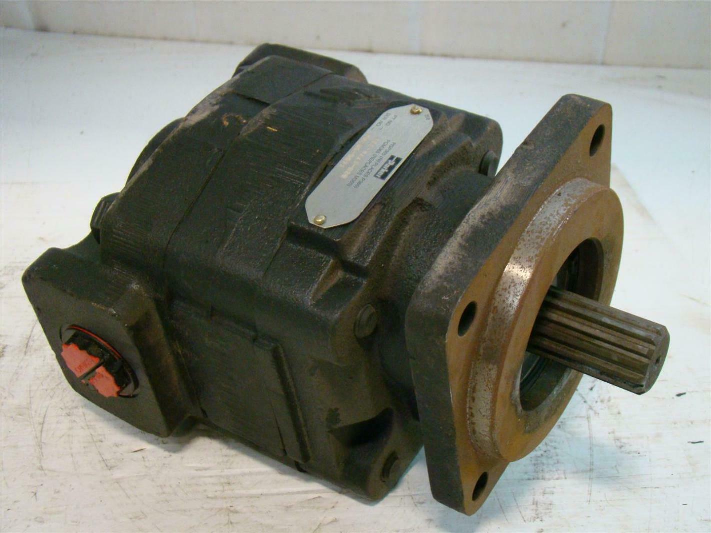 Parker Hydraulic Pump Pgp365 Pgm365 N0108 5871 322 9115
