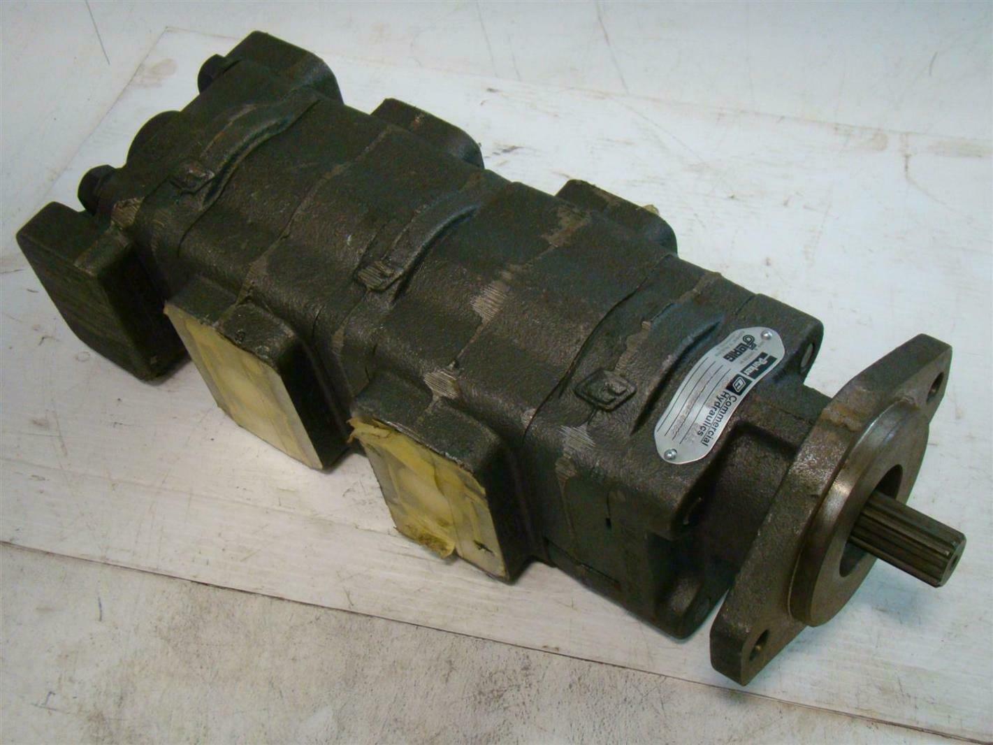 Florig parker commercial hydraulics pump prt 2766 0302 for Parker pumps and motors