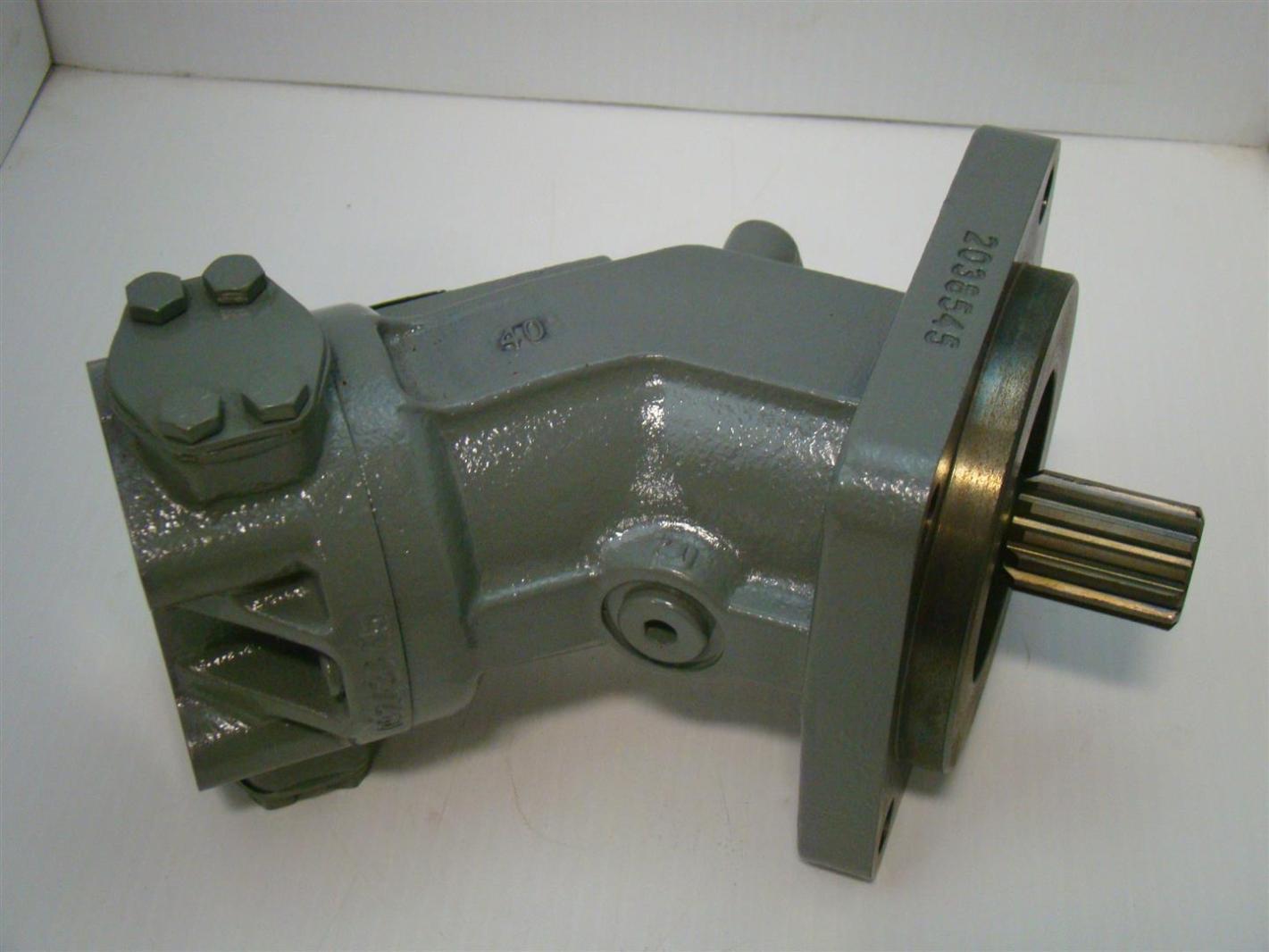 Rexroth Hydraulic Motor Tr 16159 R902194294 11565818