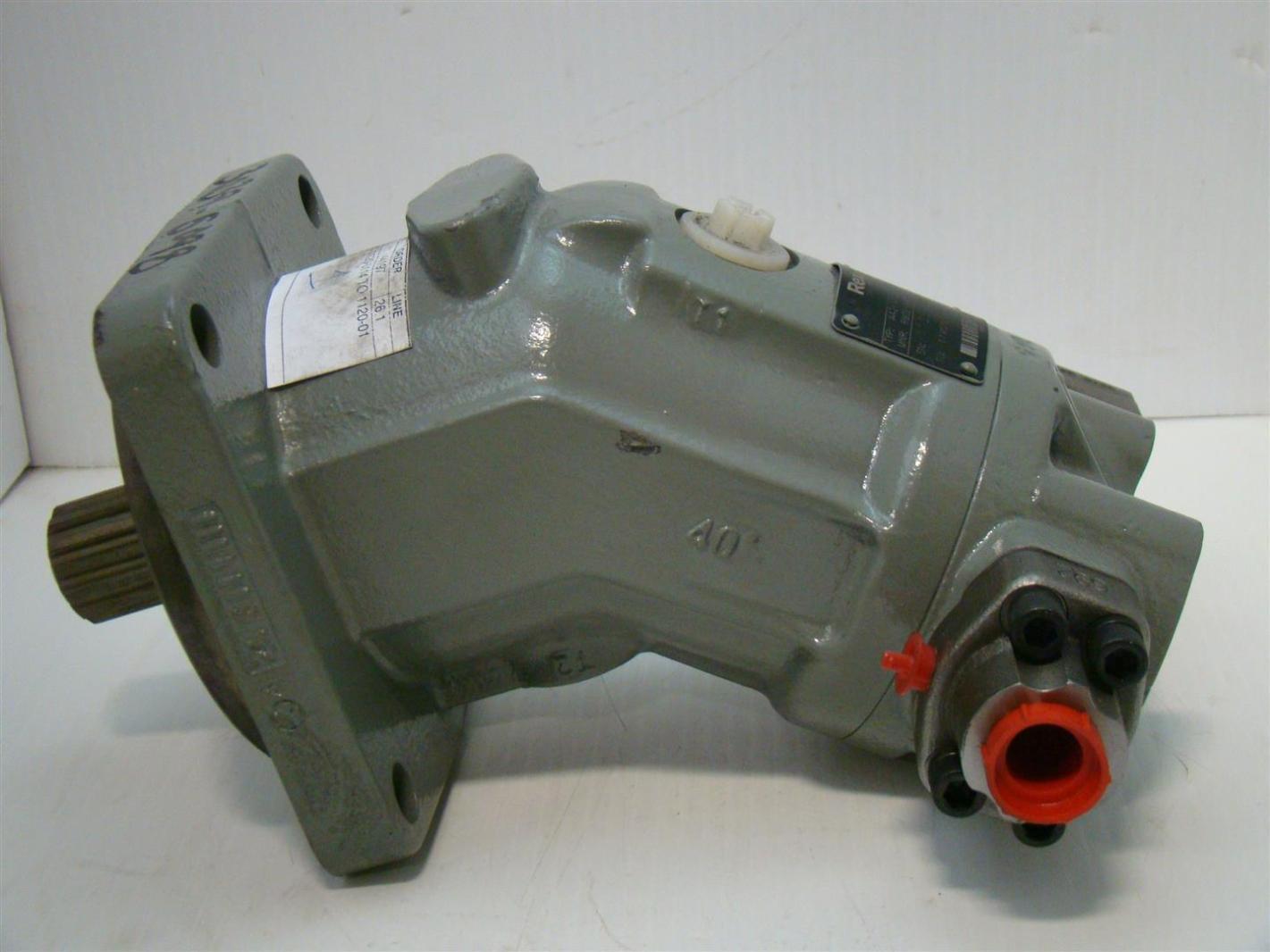Bosch Rexroth Piston Motor 11334565 R902194294 Aa2fm23 61w