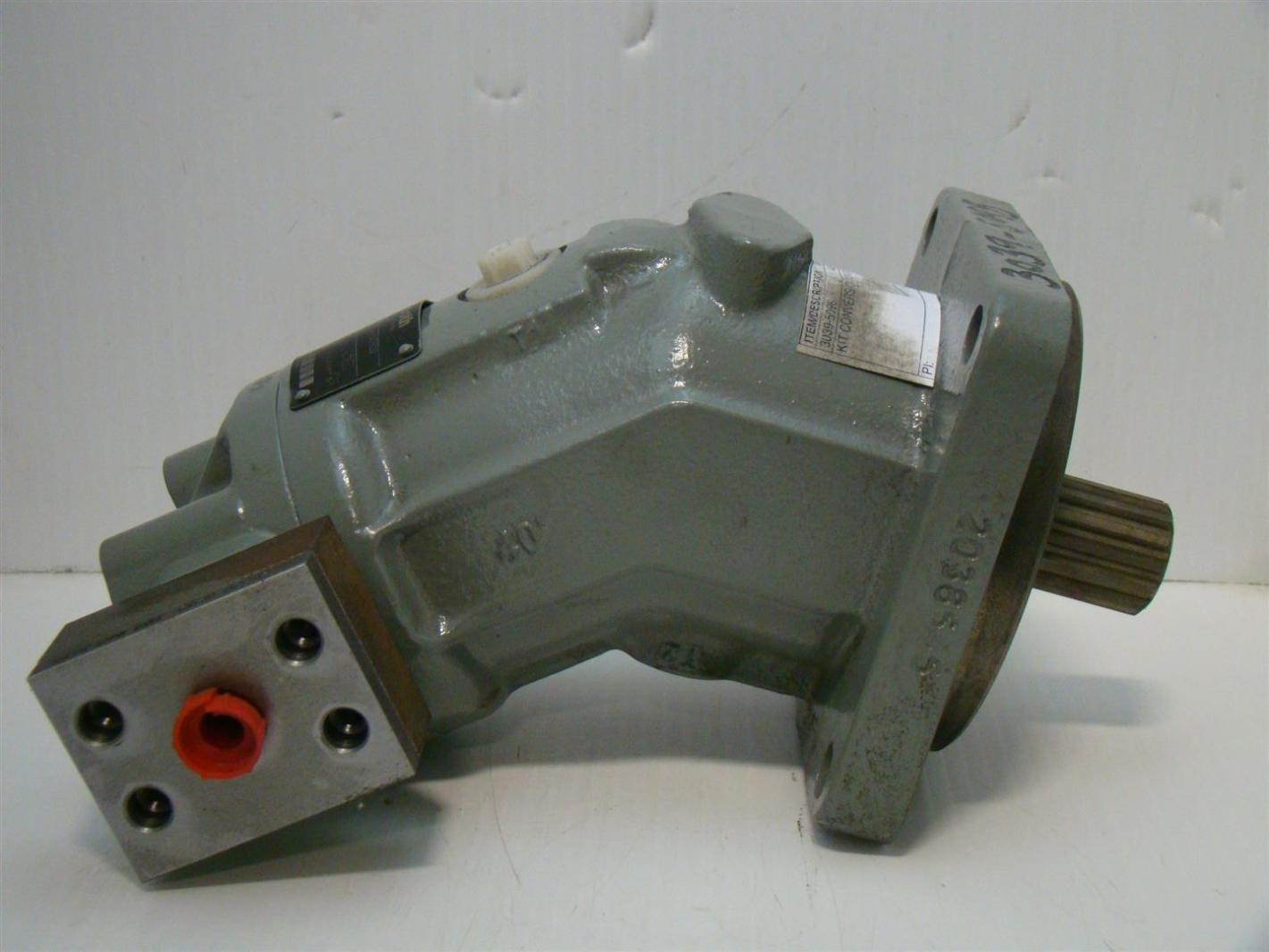 Bosch Rexroth Piston Motor 11334565 R902194294 AA2FM23/61W-VSD520