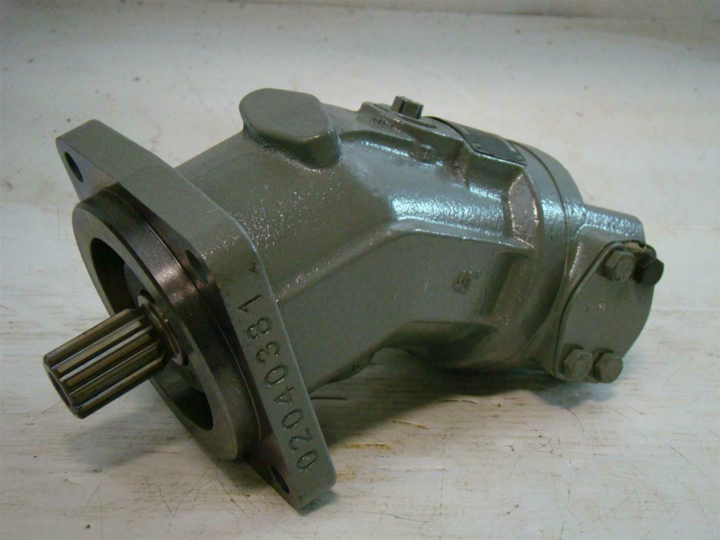 Rexroth Hydraulic Motor Tr 16159 12008802 R902196957