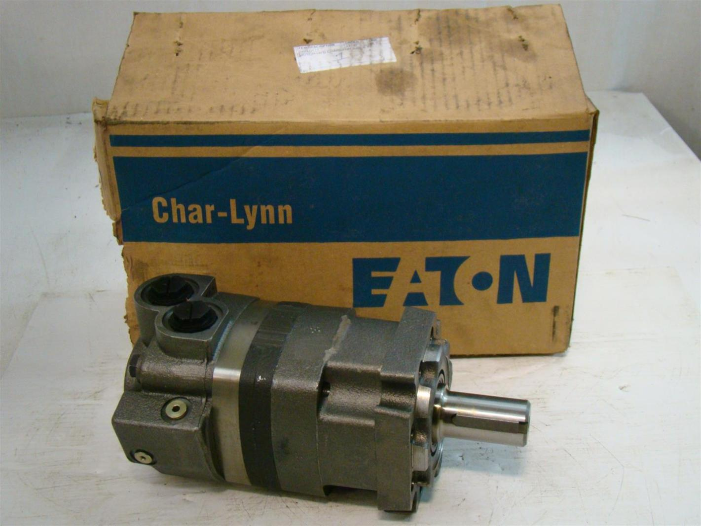 Char Lynn Eaton Hydraulic Geroler Disc Valve Motor 1707