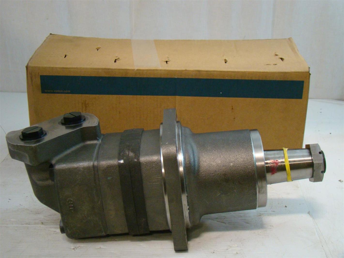 Char lynn eaton hydraulic motor 10 000 series wheel motor for Char lynn eaton hydraulic motors
