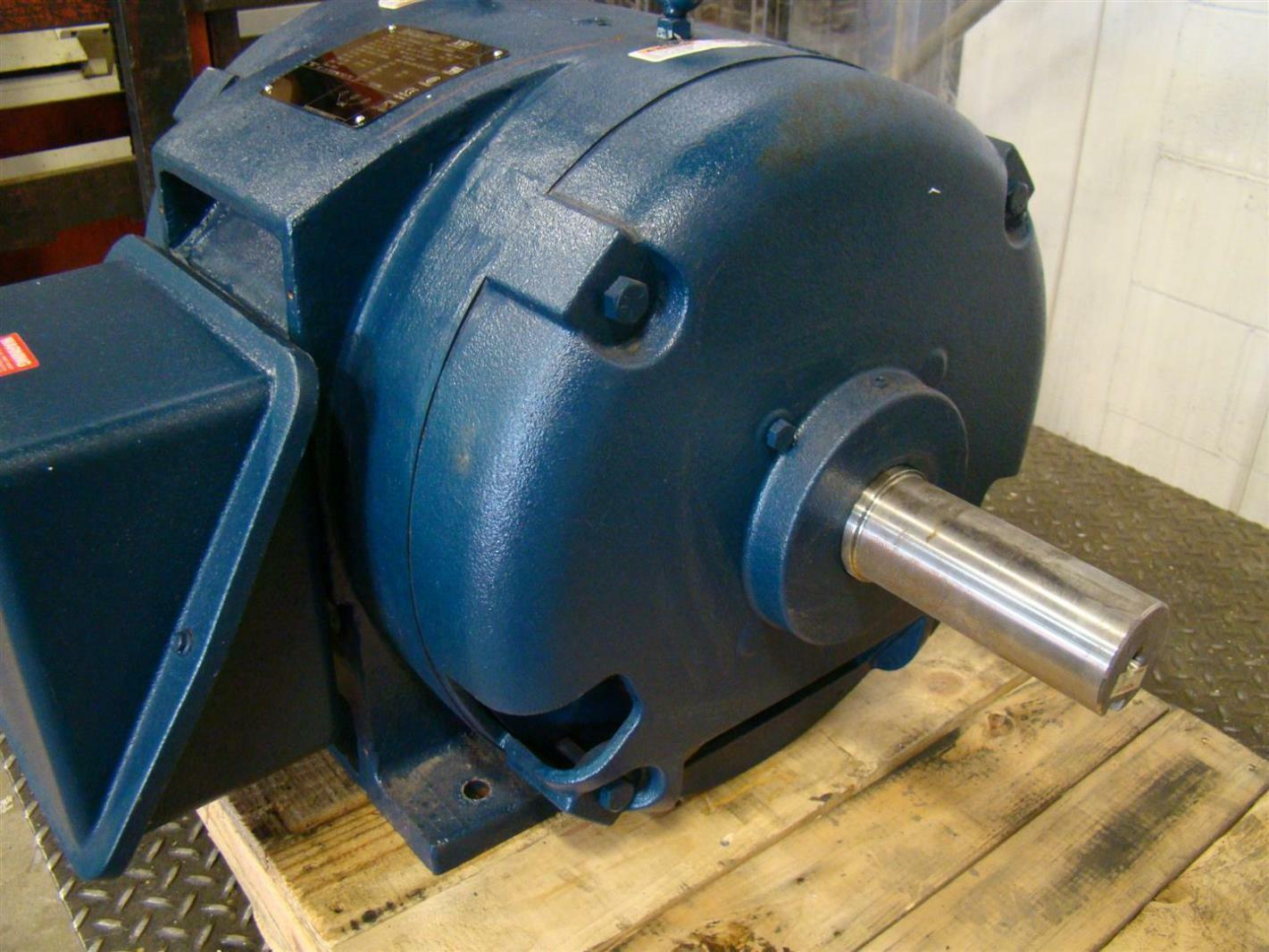 Marathon Electric 40hp Motor 1185rpm 3ph Kvd