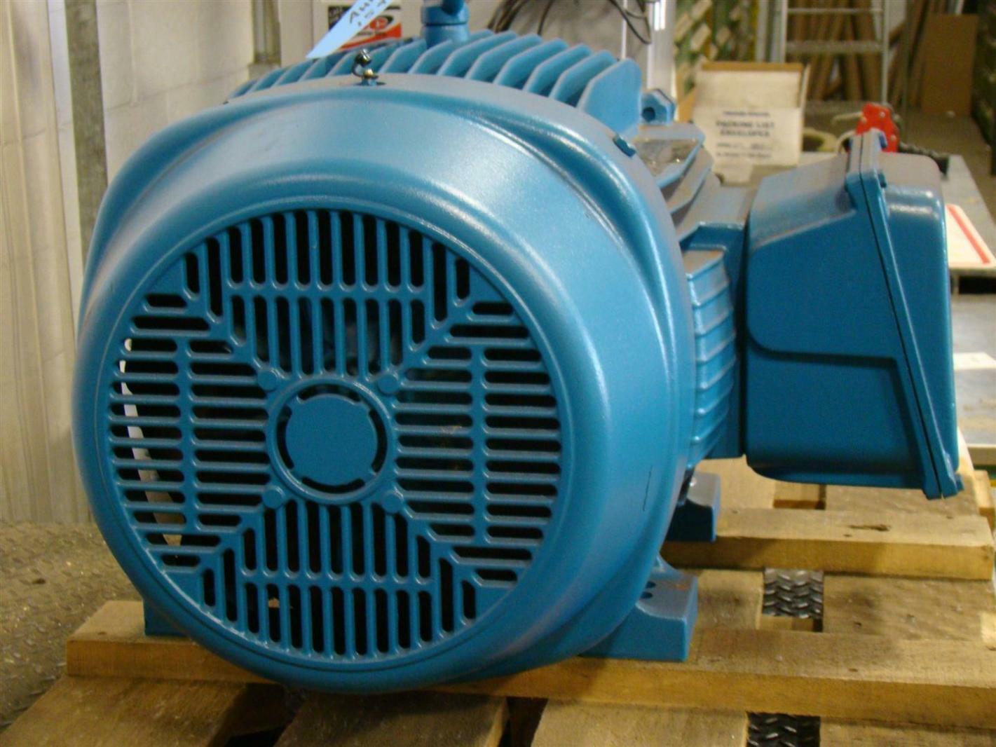 Weg Electric Motor 50hp 415v 60 9a 2960rpm