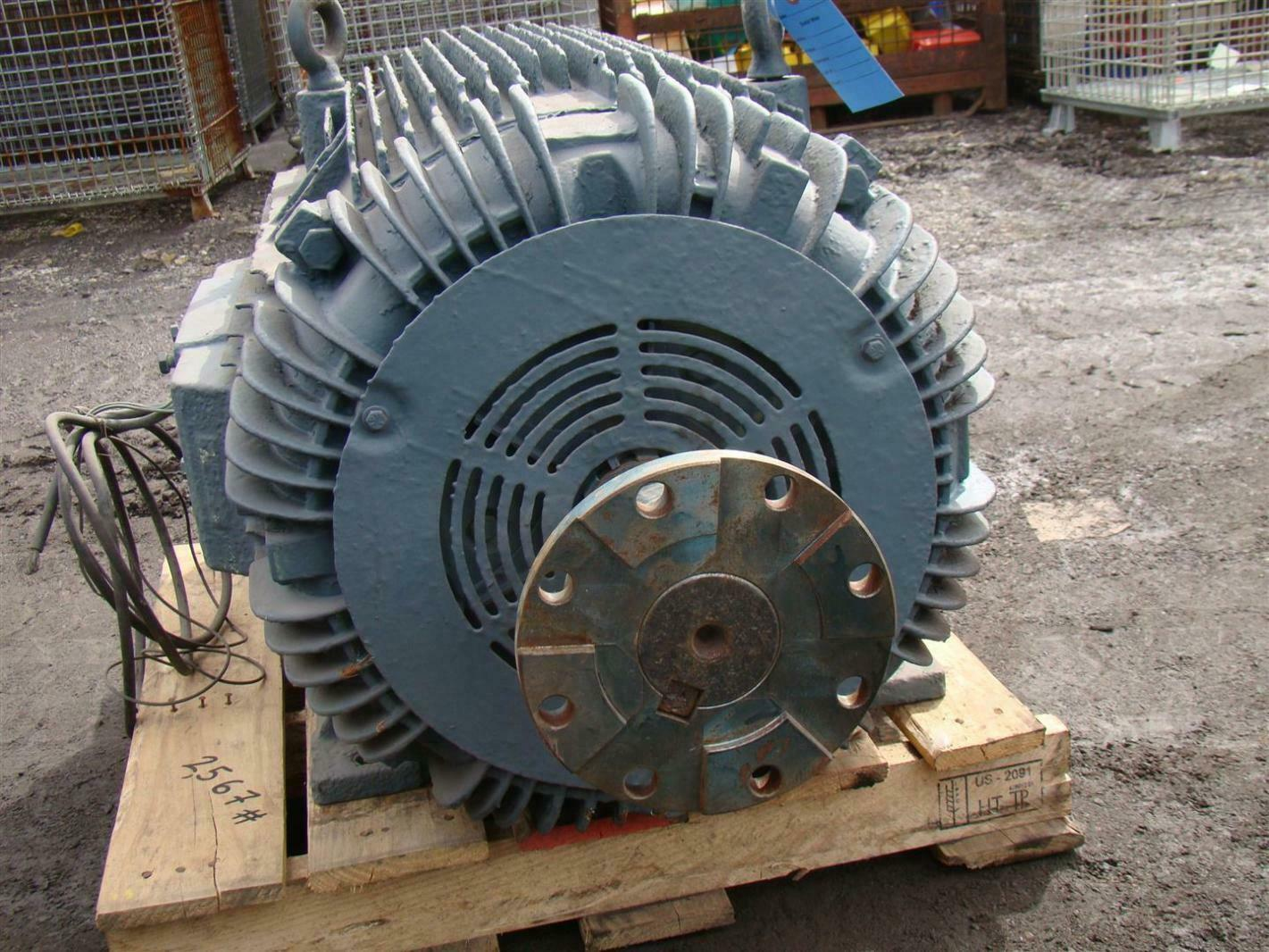 Large electric motor with insocoat bearings ebay for We buy electric motors