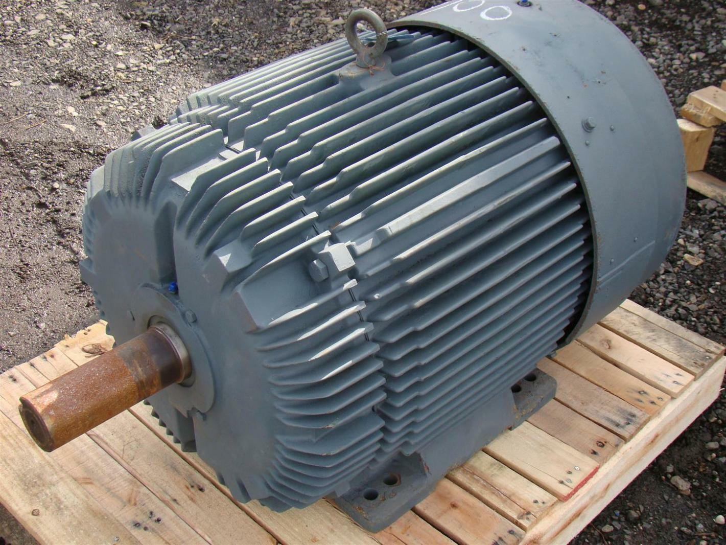 reliance electric motor 100hp 1780rpm 3ph 32mn404550 g 005