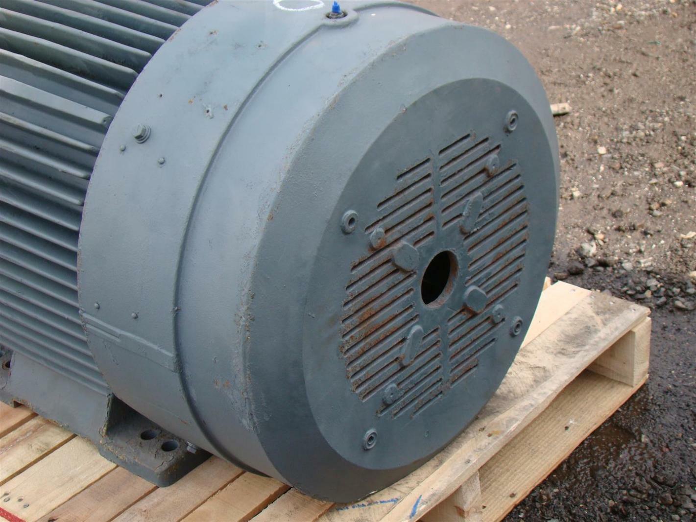 Reliance Electric Motor 100hp 1780rpm 3ph 32mn404550 G 005
