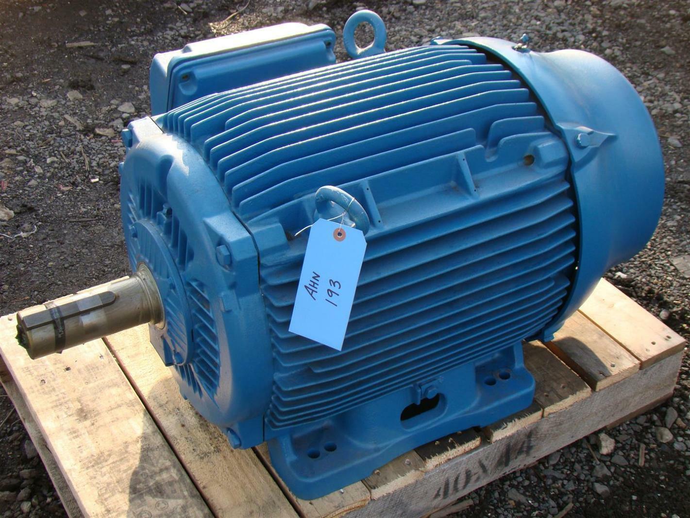Weg Motor 60hp 380v 82a 1780rpm Z000182053