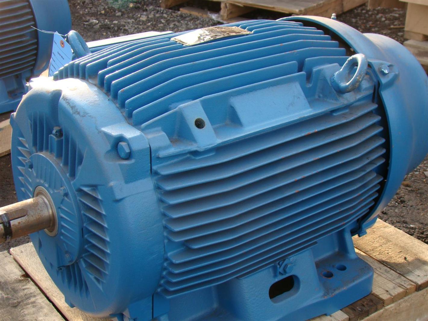Weg Motor 100hp 380v 132a 3555rpm Z000180842