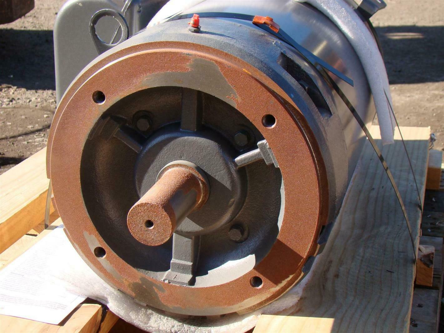 Baldor Reliancer Motor 30 25hp 230 460v 70 35amps 3510