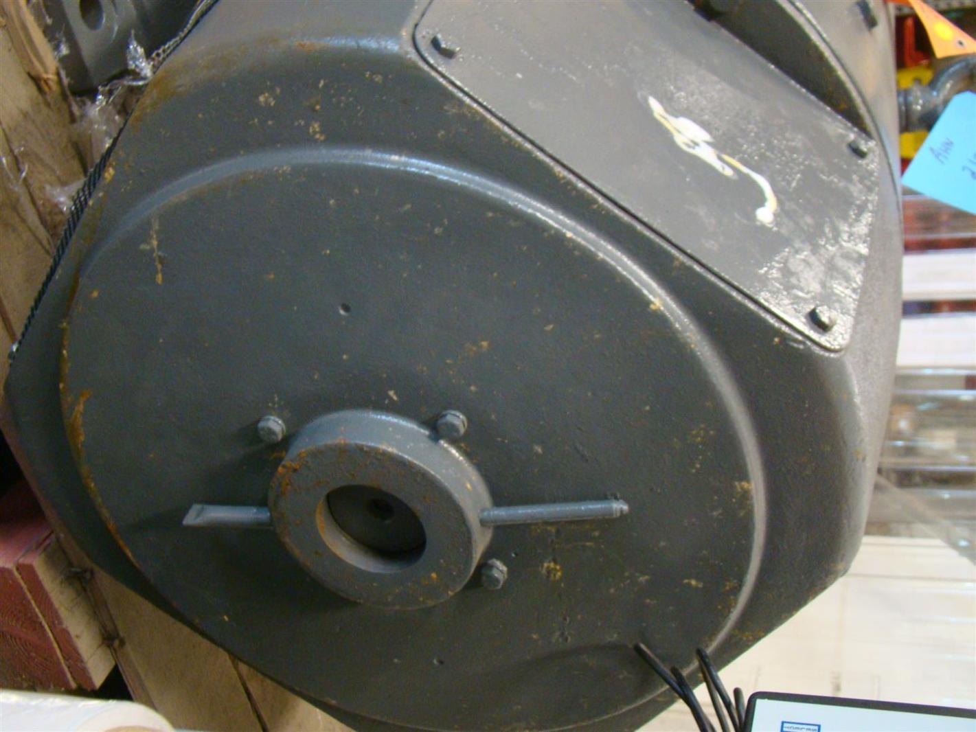 General electric 25hp dc shunt wound motor 300 1200rpm for General electric dc motors