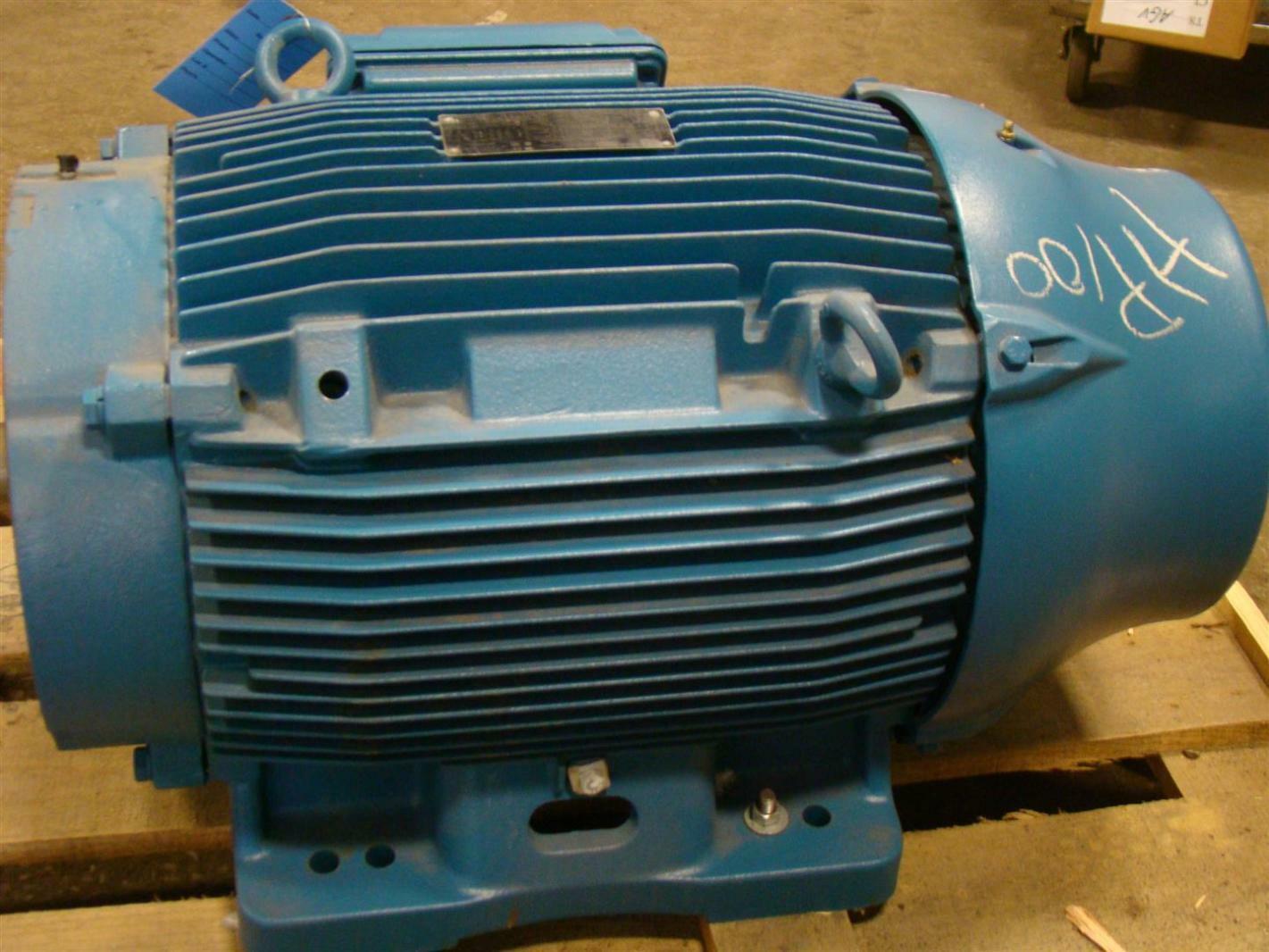 Weg nema premium motor 100hp 230 460v 1775rpm 1017808290 for Weg nema premium motors