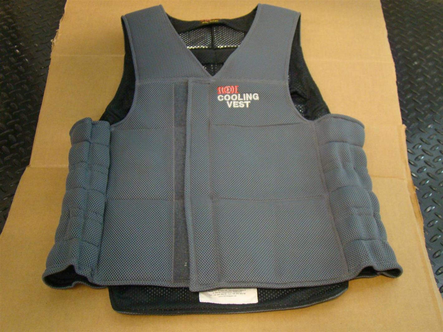 Cooling Vest: Cooling Vest Technology