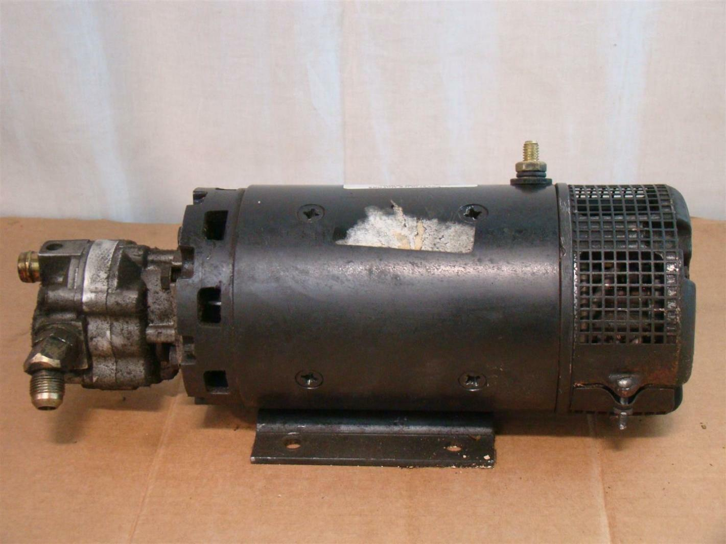 Prestolite Motors 24vdc 3340rpm Mbd5107 Crown Hydraulic Pump Ebay